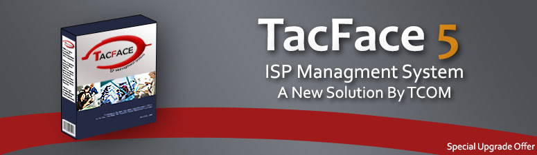 TacFace ISP Managment System